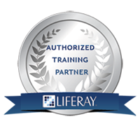 <p><strong>100% LIFERAY</strong></p> <p>Unici Partner autorizzati per erogazione corsi Liferay.</p> <p>Docenti autorizzati e certificati Liferay.</p> <p>Platinum Partner di Liferay.</p> <p>Partner organizzatori, espositori e relatori del Symposium Liferay in Italia.</p>
